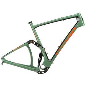 Niner MCR 9 RDO Frame Set, olive green/orange